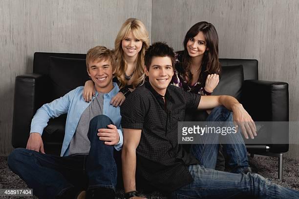 Chandler Massey as Will Taylor Spreitler as Mia Casey Deidrick as Chad Gabriela Rodriguez as Gabi