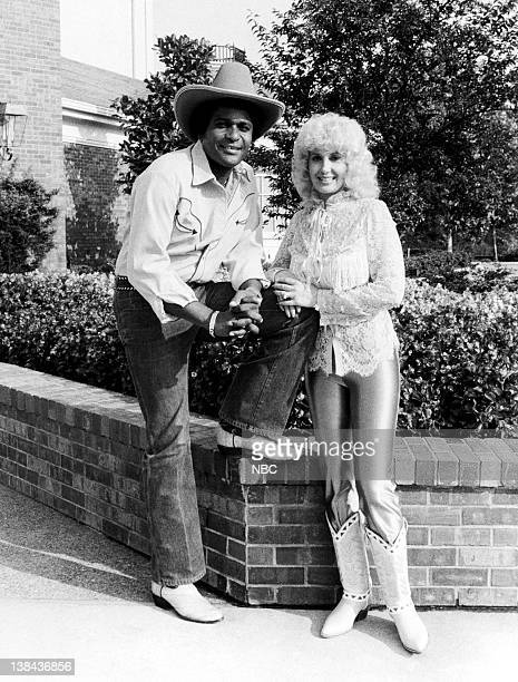 Pictured: Charley Pride, Tammy Wynette