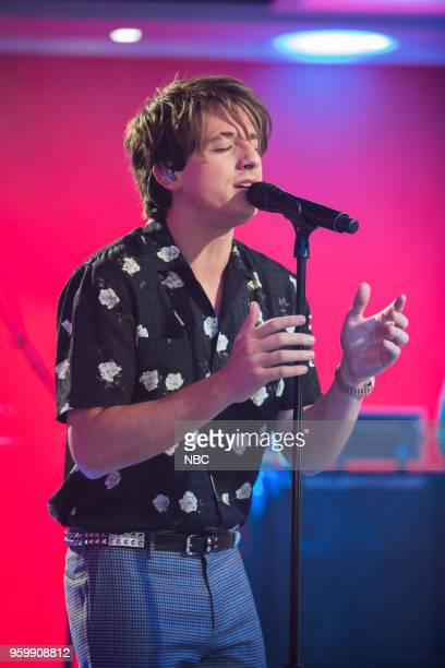 Charlie Puth on Friday May 11 2018