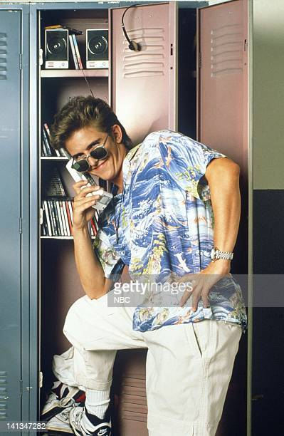 Charlie Schlatter as Ferris Bueller Photo by Alice S Hall/NBC/NBCU Photo Bank