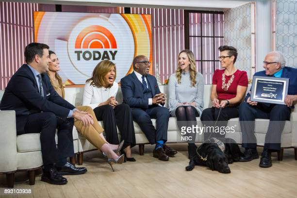 Charlie the Today Show Puppy on Thursday December 14 2017