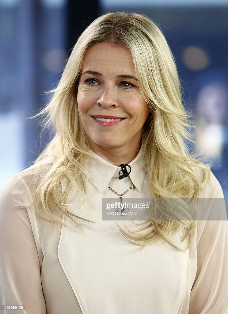 Chelsea Handler appears on NBC News' 'Today' show --