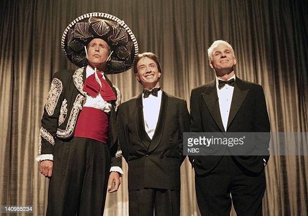 Chevy Chase Martin Short Steve Martin Photo by NBCU Photo Bank