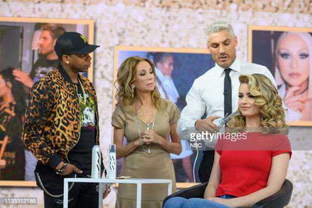 Chris Appleton Jimmie Allen and Kathie Lee Gifford on Wednesday March 27 2019