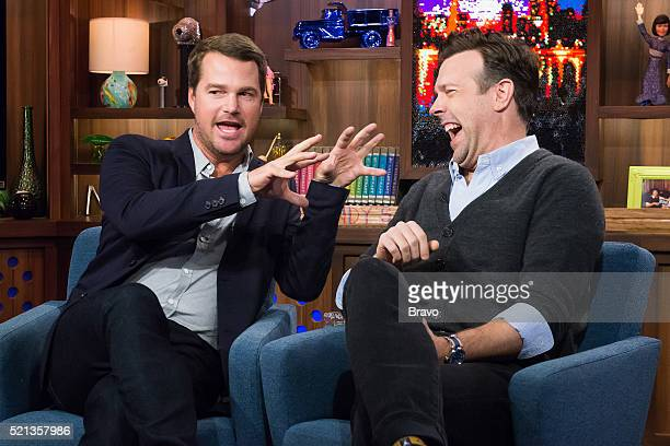 Chris O'Donnell and Jason Sudeikis
