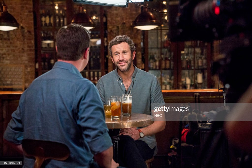 "NBC's ""Sunday TODAY with Willie Geist"" with Chris O'Dowd"