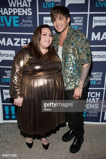 Chrissy Metz and Adam Lambert
