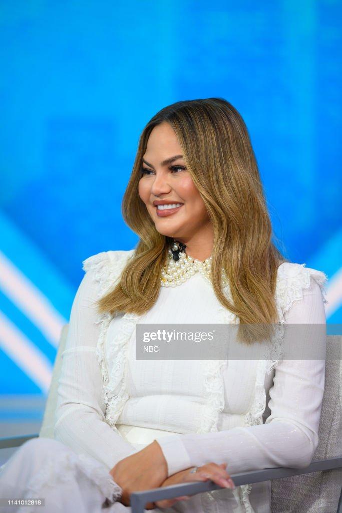 "NY: NBC's ""TODAY"" - Chelsea Handler, Chrissy Teigen, Judah & the Lion, Beetlejuice, Kate McKinnon, Emily Lynne"