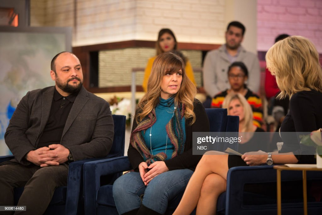 Christian Piccolini, Shannon Martinez and Megyn Kelly on Tuesday, December 2, 2018 --