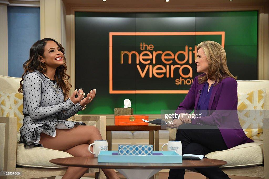 """NBC's """"The Meredith Vieira Show"""" - Season 1"""