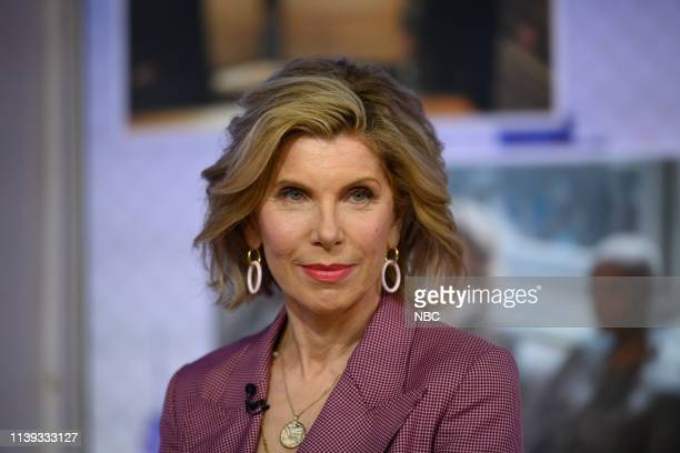 Christine Baranski on Wednesday April 24 2019