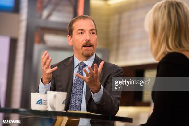 Chuck Todd and Megyn Kelly on Wednesday December 13 2017