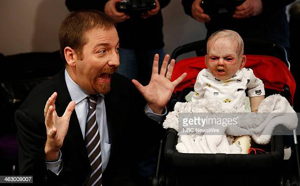 Chuck Todd appears on NBC News' Today show
