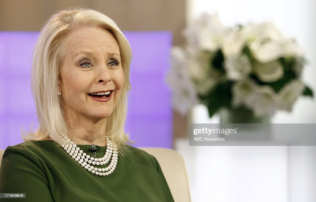 Cindy McCain appears on NBC News' 'Today' show --