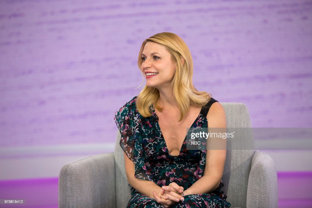 Claire Danes on Wednesday June 13, 2018 --
