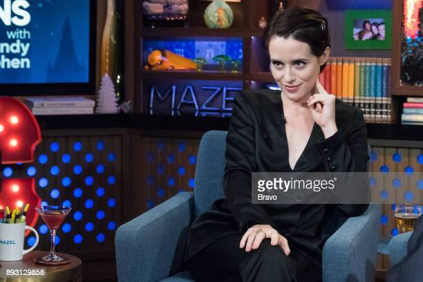 Pictured: Claire Foy --