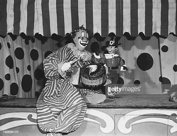 Clarabell the Clown Howdy Doody Photo by NBCU Photo Bank