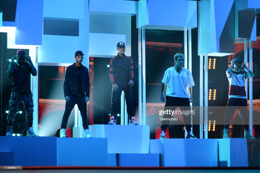 "NV: Telemundo's ""2019 Billboard Latin Music Award"" - Rehearsals"
