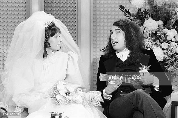 Cohost Ed McMahon Victoria May Miss Vicki Budinger Tiny Tim on December 17 1969