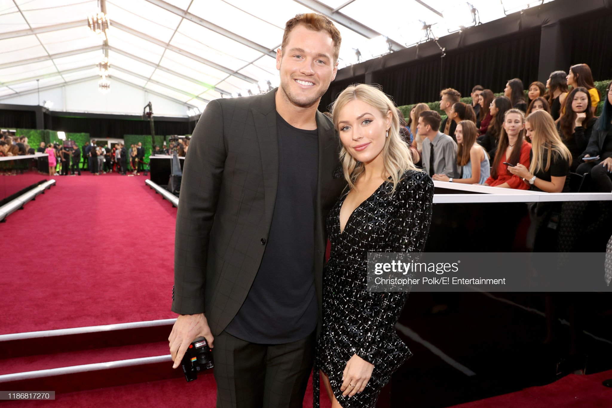 Colton Underwood & Cassie Randolph - Bachelor 23 - Discussion - Page 14 Pictured-colton-underwood-and-cassie-randolph-arrive-to-the-2019-e-picture-id1186817270?s=2048x2048