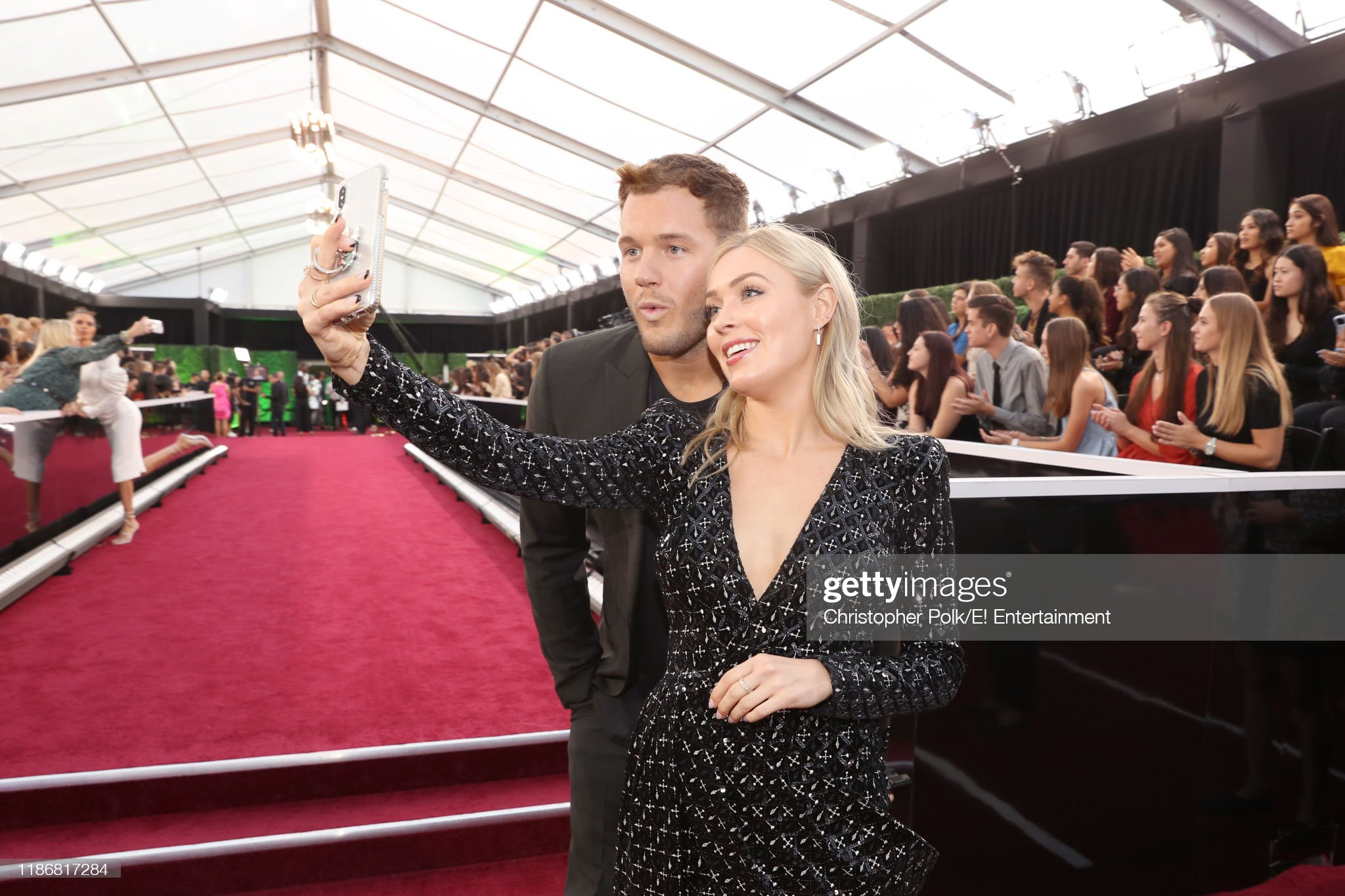 Colton Underwood & Cassie Randolph - Bachelor 23 - Discussion - Page 14 Pictured-colton-underwood-and-cassie-randolph-arrive-to-the-2019-e-picture-id1186817284?s=2048x2048