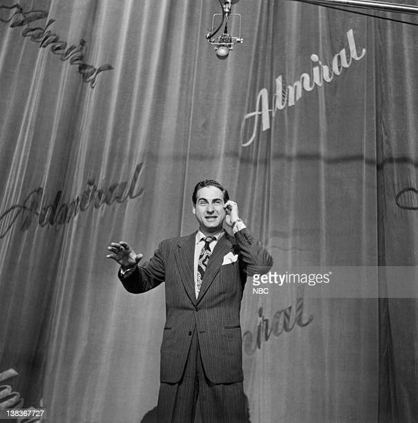 Comedian Sid Caesar in 1949