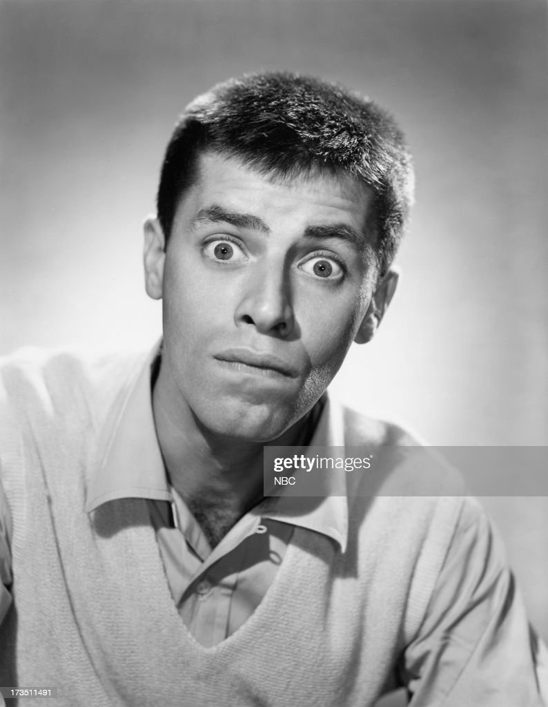 Comedian/actor Jerry Lewis --