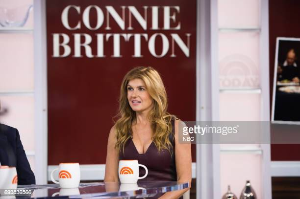 Connie Britton on Tuesday June 6 2017