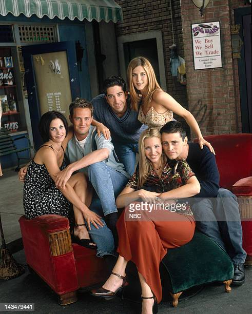 Courteney Cox Arquette as Monica Geller Matthew Perry as Chandler Bing David Schwimmer as Ross Geller Jennifer Aniston as Rachel Green Matt LeBlanc...