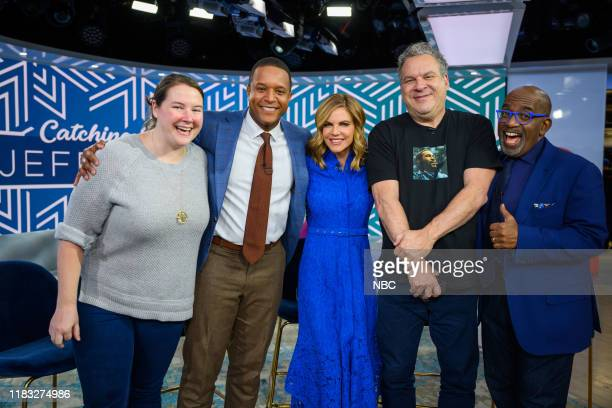 Craig Melvin Natalie Morales Jeff Garlin Al Roker on Friday November 15 2019
