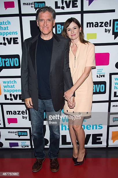 Criag Ferguson and Emily Mortimer