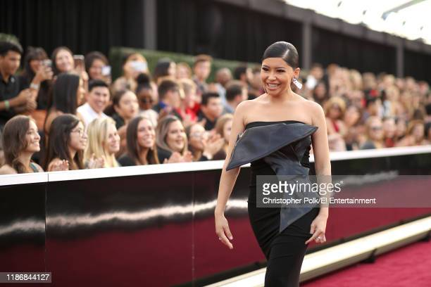 Daisy Marquez arrives to the 2019 E People's Choice Awards held at the Barker Hangar on November 10 2019 NUP_188992