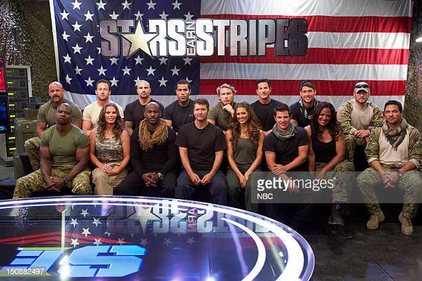 Dale Comstock Brent Gleeson Andrew McLaren JW Cortes Grady Powell Tom Stroup Talon Smith Chris Kyle Terry Crews Picabo Street Dolvett Quince Todd...