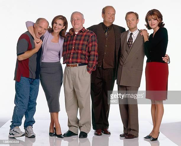 Dan Butler as Bob 'Bulldog' Briscoe Peri Gilpin as Roz Doyle John Mahoney as Martin Crane Kelsey Grammer as Dr Frasier Crane David Hyde Pierce as Dr...