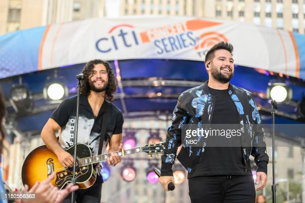 Dan Shay on Friday June 28 2019