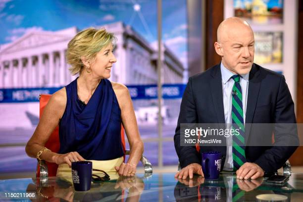 Danielle Pletka SVP Foreign and Defense Policy Studies at the American Enterprise Institute and Mark Leibovich Chief National Correspondent The New...