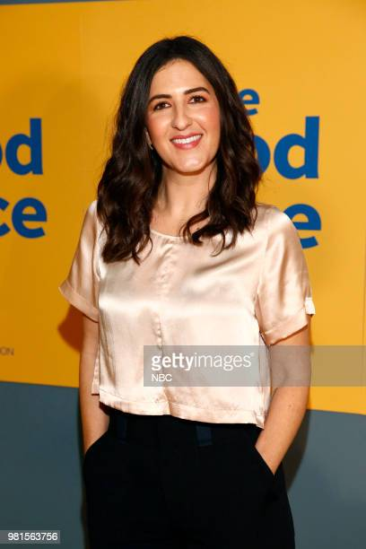 PLACE FYC @ UCB Pictured D'Arcy Carden at UCB Sunset Theatre on June 19 2018