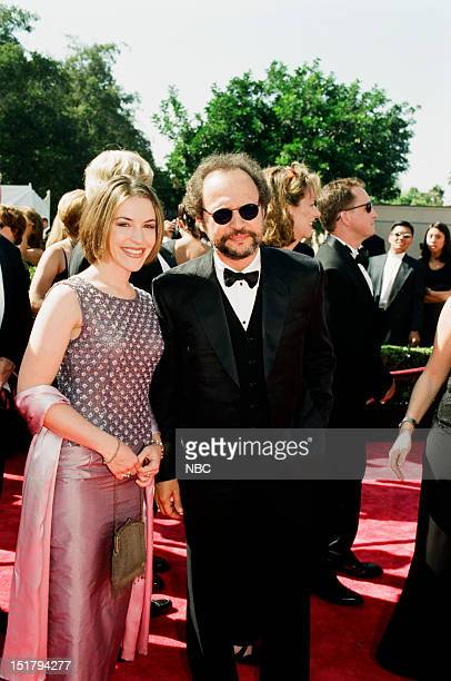 Daughter Jennifer Crystal Billy Crystal arrive at the 50th Annual Primetime Emmy Awards held at the Shrine Auditorium in Los Angeles CA on September...