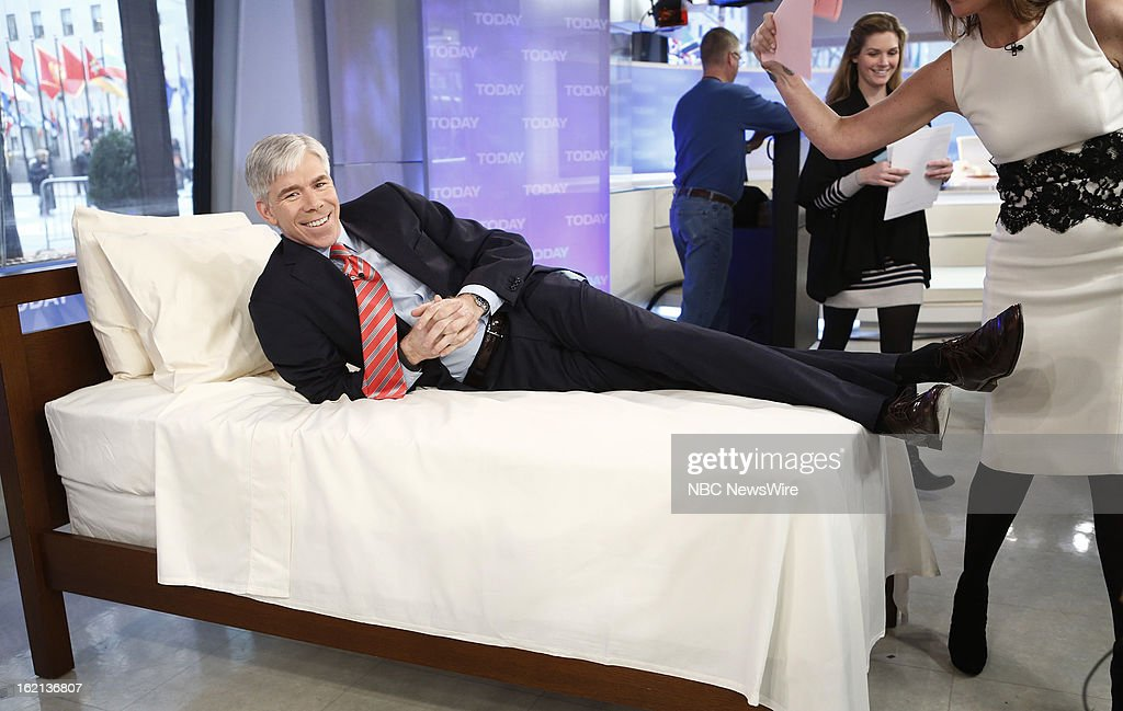 """NBC's """"Today"""" With Guests Joan Rivers, Melissa Rivers, Sunny Anderson, Anjelica Huston, Mark Sanford"""