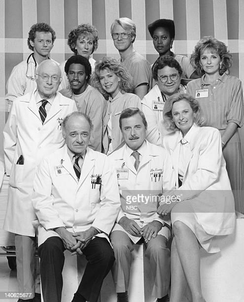 David Morse as Dr Jack 'Boomer' Morrison Christina Pickles as Nurse Helen Rosenthal Ed Begley Jr as Dr Victor Ehrlich Alfre Woodard as Dr Roxanne...