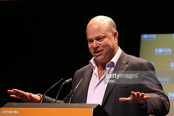 David Tepper Appaloosa Management Founder at the 20th Annual Sohn Investment Conference in New York City on May 4 2015
