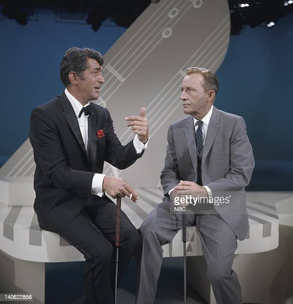 Dean Martin and Bing Crosby Photo by NBCU Photo Bank