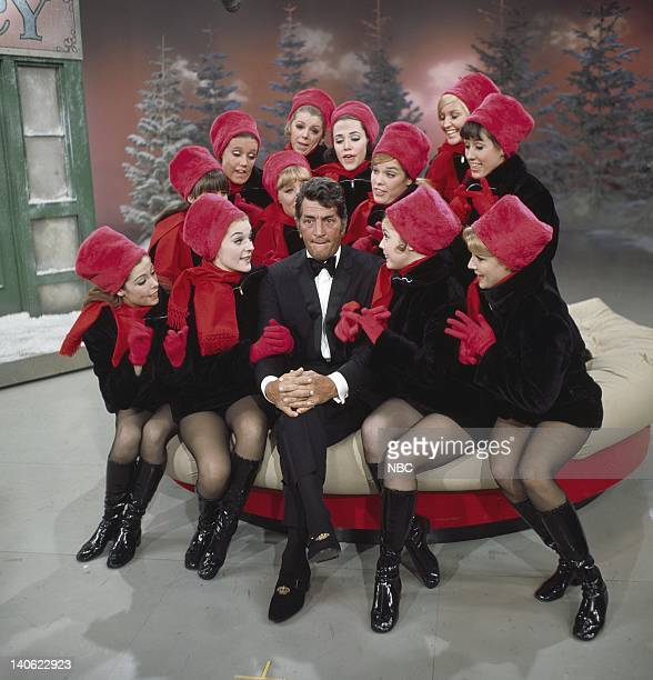 Dean Martin and The Golddiggers Photo by NBCU Photo Bank