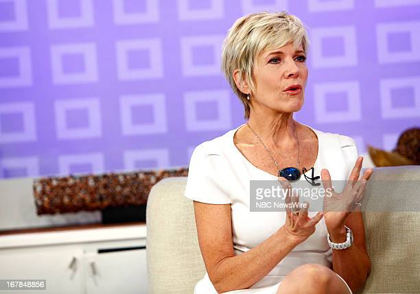 Debby Boone appears on NBC News' Today show