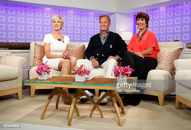 Debby Boone Pat Boone and Lindy Boone Michaelis appear on NBC News' Today show