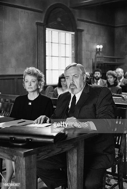 Diana Muldaur as Lauren Jeffreys Raymond Burr as Perry Mason
