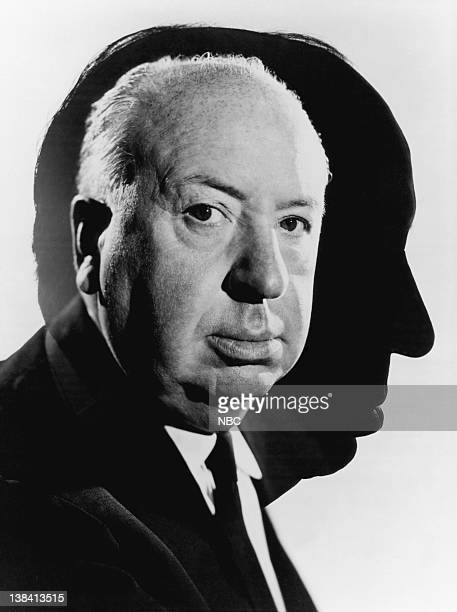 Director Alfred Hitchcock circa 1960