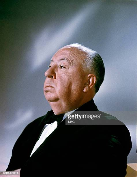 Director Alfred Hitchcock circa 1965
