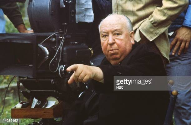 Director Alfred Hitchcock circa 1970 Photo by NBCU Photo Bank