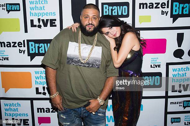 DJ Khaled and Selena Gomez
